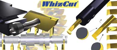 WhizCut - Tooling for CNC Swiss automatic lathes